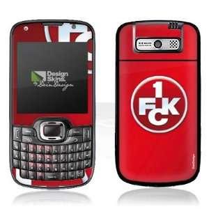 Design Skins for Samsung B7330 Omnia Pro   1. FCK Logo Design