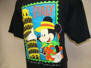 DISNEY WORLD EPCOT CENTER t shirt MICKEY MOUSE XL