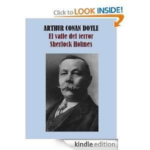 EL VALLE DEL TERROR   SHERLOCK HOLMES (Spanish Edition) ARTHUR CONAN
