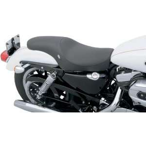 Drag Specialties Smooth Predator Solo Motorcycle Seat For