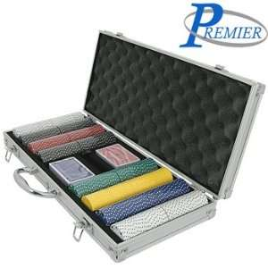 400 Piece Poker Chip Set, Poker Chips, Casino & Card Games