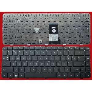 New US Black Keyboard without Backlit for HP Pavilion DV5