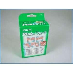 Gum Plak Check Refill (72 Swabs)   826p Health & Personal