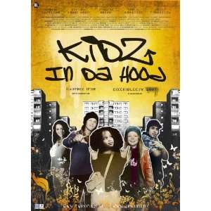 Kidz in da Hood Movie Poster (27 x 40 Inches   69cm x