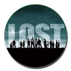 1.25 Button / Pin / Badge Lost Logo