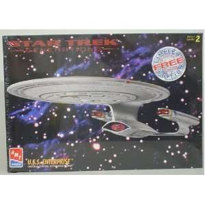 Star Trek Generations Uss Enterprise Toys & Games