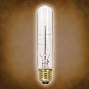 Hairpin Clear Antique Carbon Filament Light Bulb: Home Improvement