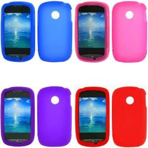 iFase Brand LG 800G Combo Solid Blue + Solid Red + Solid Hot