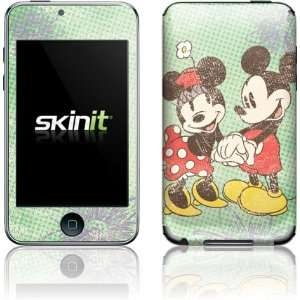 Skinit Mickey & Minnie Holding Hands Vinyl Skin for iPod