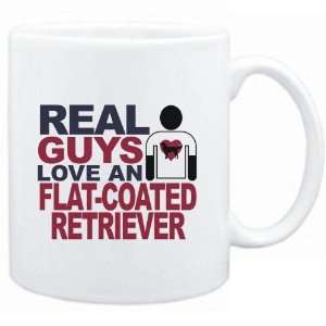 Real guys love a Flat Coated Retriever  Dogs Sports & Outdoors