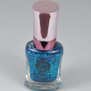 17 Different Colors 14ml Stunning Ladies Glitter Decoration Nail Art
