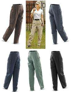 WOMENS 5.11 TACTICAL FORM FITTING CARGO PANTS /UNIFORM