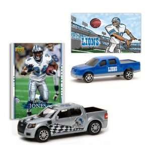Detroit Lions 2007 NFL Ford SVT Adrenalin and Ford F 150 Concept Die