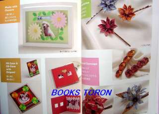 Display & Gift Lovely Flower Origami/Japanese Origami Paper Craft Book