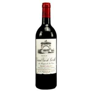 2009 Leoville Las Cases 750ml: Grocery & Gourmet Food