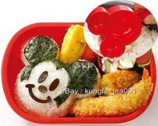 Disney Mickey Mouse Bento Rice Mashed Potato Mold Mould
