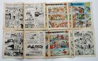 OLD LOT 10 PIF FRENCH COMIC MAGAZINE 1965/66/68