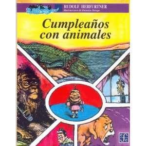 Cumpleanos con animales (A La Orilla Del Viento) (Spanish