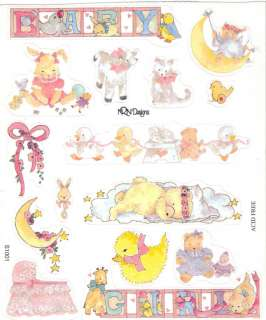 NRN Designs STICKERS for Scrapbooking & Cards Choice