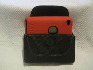 ECOLIFE Hydro Case for Ipod touch 4th Gen Red Otterbox