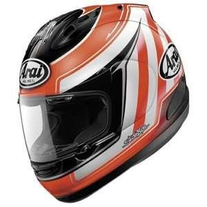 Arai Corsair V Nicky 3 Full Face Motorcycle Riding Race Helmet   Black