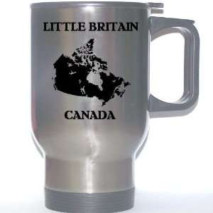 Canada   LITTLE BRITAIN Stainless Steel Mug: Everything