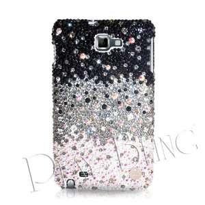 Gradual Swarovski Crystal Samsung Galaxy Note N7000 Case