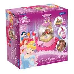JOHN ADAMS  SNOW GLOBE MAKER   Disney Princess