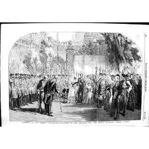 1851 QUEEN PRINCE ALBERT GREAT EXHIBITION ROYALTY: Home