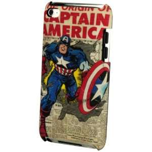 Performance Designed Products IP 1379 Marvel Captain America Newspaper