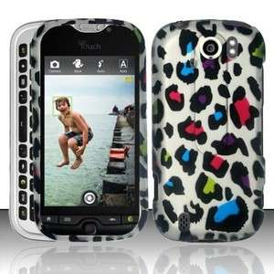 Tropical Leopard Case Covers fit HTC MyTouch Slide 4G