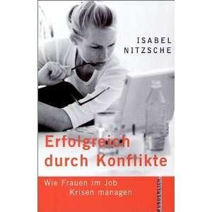 Job Krisen managen. Isabel Nizsche 9783805207010  Books