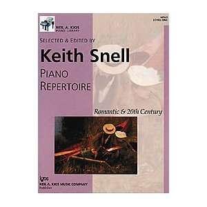 Piano Repertoire Romantic and 20th Century (Neil A. Kjos