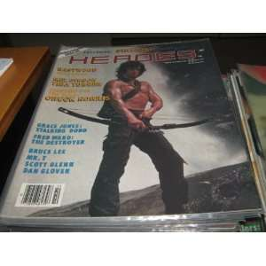 Heroes Magazine Stallone (Sylvester Stallone , Eastwood