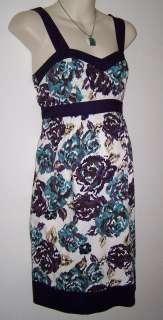 MOTHERHOOD Purple Blue Maternity Dress NEW NWT Small Medium Large S M