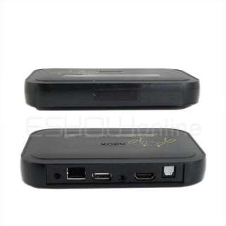 D2046A NBOX Network Streaming 1080P HD TV Media Player Android WiFi