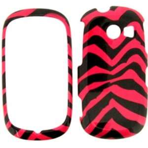 Premium   AT&T SAMSUNG FLIGHT 2 A927 PINK ZEBRA COVER CASE