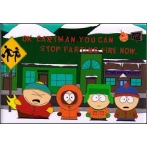 Magnet   South Park   Cast Magnet Collection HDM1