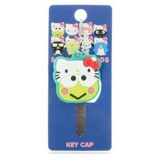 Hello Kitty Sanrio and Keroppi Friend Key Cap Everything
