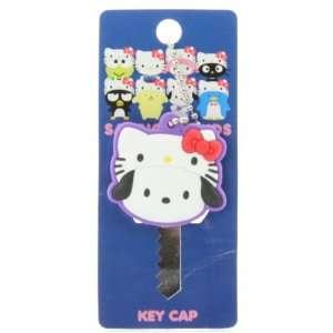 Hello Kitty Sanrio and Pochacoo Friend Key Cap Everything