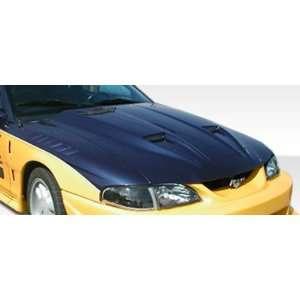 1994 1998 Ford Mustang Duraflex Mach 1 Hood Automotive