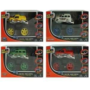 Remote Control Hi Rider Dodge Nitro Ford F 150M Case Pack