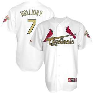 St. Louis Cardinals Jerseys  Majestic Matt Holliday St