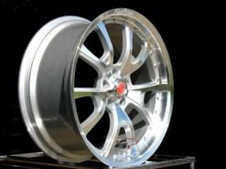 20 SILVER SHELBY WHEELS RIMS 05 10 MUSTANG 07 10 GT500