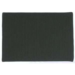 Low Profile Hunter Green Indoor / Outdoor Doormat Size 17