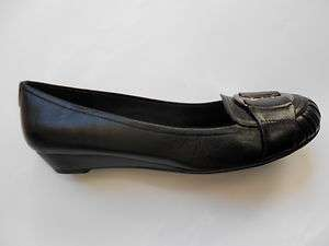 WOMENS LIFESTRIDE MASH BLACK LOAFER 076783016996