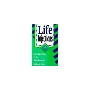Life Injections (9780788011429): Richard E. Zajac: Books