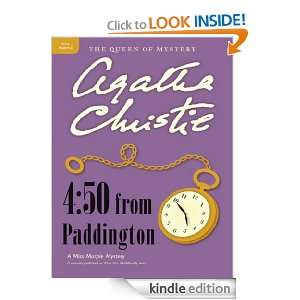 50 from Paddington (Miss Marple) Agatha Christie