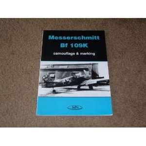 Messerschmitt Bf 109K: Petr Janda: Books