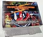 Project Superpowers Factory Sealed Box Breygent Alex Ross sketch